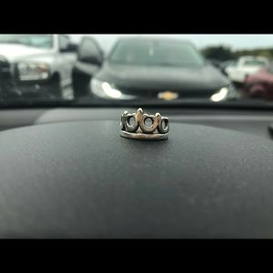 James Avery ring. Size 5